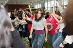 Flash Mob, Sloan Convention Center March 2011 :